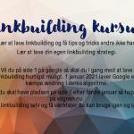 Linkbuilding kursus