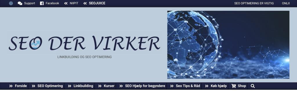 Seo der virker - Optimeria Cases